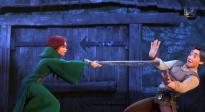《森林奇缘》曝正片片段 公主为追求自由身陷险境
