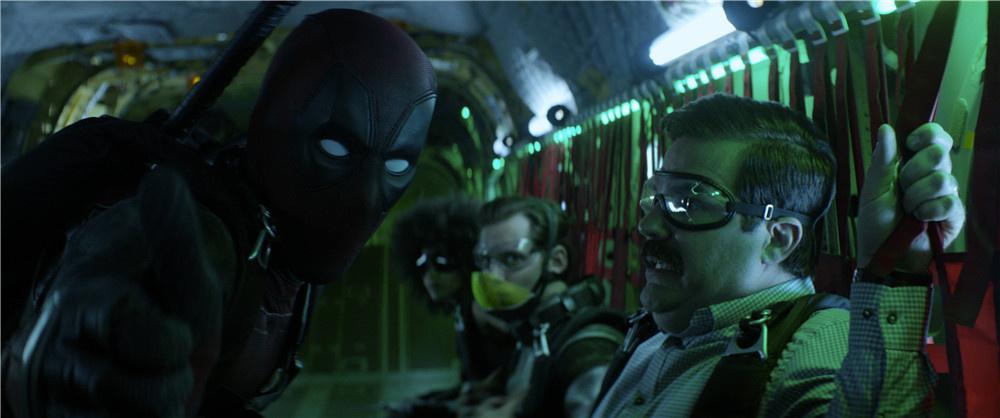 《死侍2》今映票房居首位 瑞安・雷诺兹亲自划重点