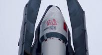 《流浪地球》搭载火箭飞向太空特辑