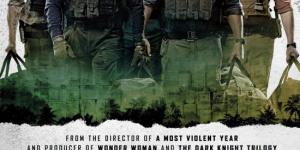 《三方国界》曝预告 阿弗莱克领五人小组抢劫毒贩