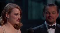 精彩刺激!奥斯卡颁奖典礼感觉就像看好莱坞大片啊