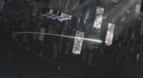 《流浪地球》发布片尾动画特辑 从影像到文字致敬刘慈欣原著
