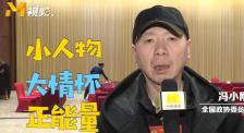 """政协委员冯小刚谈新作:遵循""""小大正""""原则"""