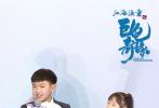 日前,动画电影《江海渔童之巨龟奇缘》在北京举办了全国首映礼。导演张立衍、出品人杨硕、配音演员杨光普照、张琦、小温暖、曹旭鹏、李侠、配音导演郭政建等嘉宾应邀出席,并在观影后与观众们进行了互动交流。