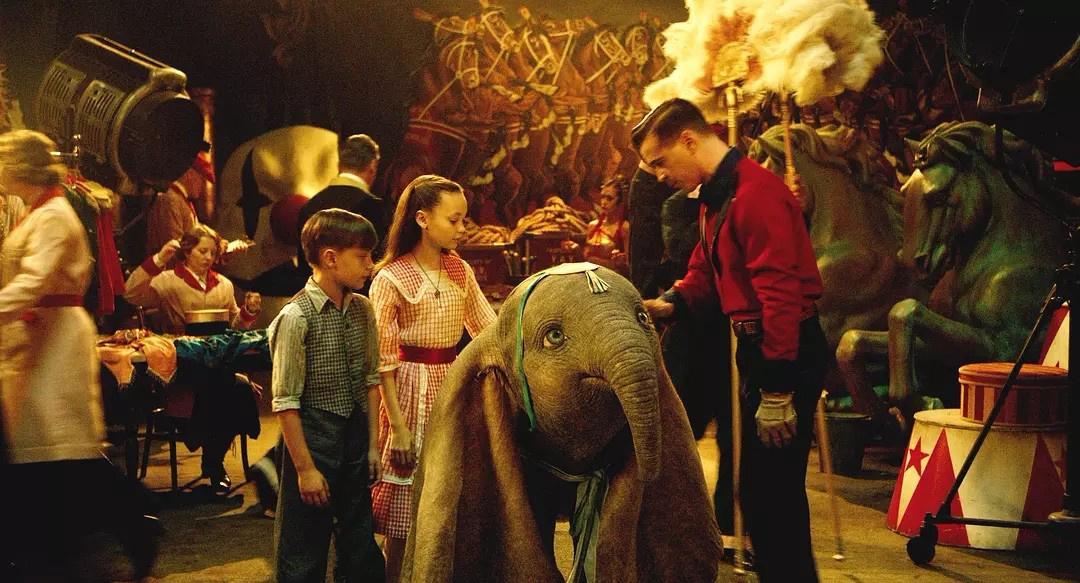 《小飞象》全国公映 超级萌物上演暖心励志传奇