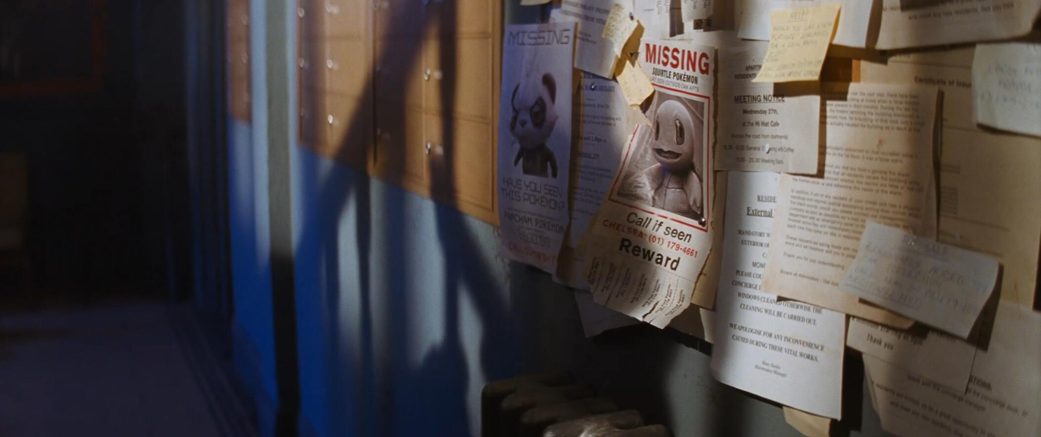 定档了!带你看《大侦探皮卡丘》里的32只宝可梦