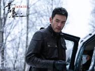 《雪暴》發布人物關系版海報 張震廖凡警匪對決