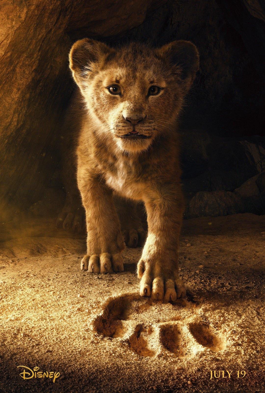 真人版《狮子王》北美首曝片段 观众席掌声如雷