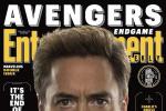初代6人集结!《复联4》主演登《娱乐周刊》封面