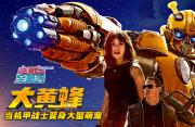 電影全解碼:《大黃蜂》當機甲戰士變身大型萌寵