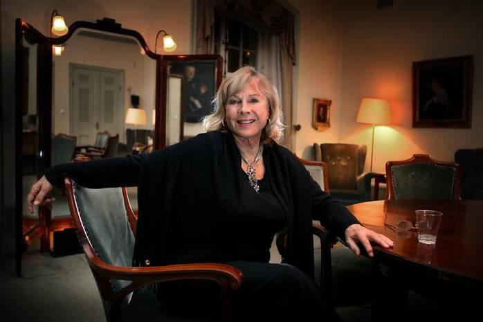 伯格曼御用女演员毕比·安德松去世 合作13部经典