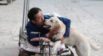 狗狗是人类最好的朋友 电影频道4月25日10:16播出《忠爱无言》