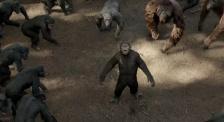 动作捕捉技术首亮相 电影频道5月3日13:44播出《猩球崛起》