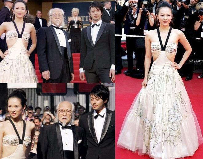 章子怡位列戛納官方大師班 成華語電影第一人