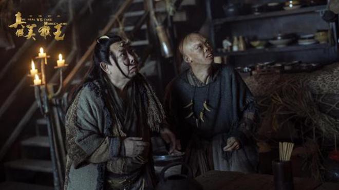 24年后吴孟达江约诚重聚 《真假美猴王》引西游