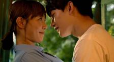 刘亦菲白百何陈都灵 杨洋和她们在电影中的甜蜜瞬间