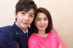 洪欣儿子张镐濂发文表白妈妈:请一定要幸福快乐