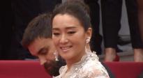 第72届法国戛纳电影节开幕 中国影人巩俐刘涛红毯争艳