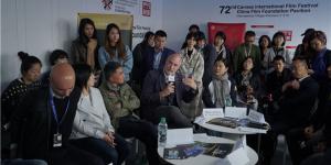 戛纳电影市场中国馆:聚焦本土语境与国际选片