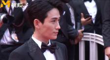 朱一龍首次亮相戛納紅毯盡顯紳士范 透露未來計劃是拍電影