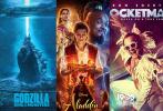 上周周末(05.31-06.02)北美市场共有三部新片上映并挤进榜单前十,华纳出品的怪兽系列电影《哥斯拉2:怪兽之王》成功挤下上映两周的《阿拉丁》,以4902万美元夺得榜首,但该成绩大不如2014年上映的《哥斯拉》开局的9318万,不免让出品方面有难色。另两部新片《火箭人》与恐怖电影《马大姐》分别以2500万和1826万美元的成绩排在第三、四名。上周北美票房整体形势较前周略有下滑,累计入账1.72亿美元,下滑百分比为3.4%。