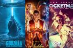 北美票房:《哥斯拉2》登顶榜首 4900万开局不利