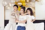 李冰冰携外甥外甥女拍摄时尚大片 网友:基因强大