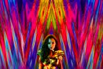 《神奇女侠1984》曝光首张海报 手绘风格配色迷离