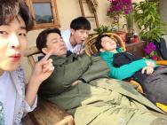 刘宪华回归蘑菇屋曝路透 一家人就要整整齐齐的!