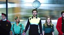 蠢萌特工找核彈 CCTV6電影頻道6月11日21:57播出《超強戰隊》