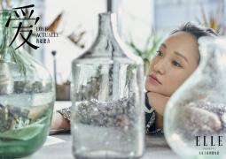 """周迅""""愛的超能力""""大片曝光 無言演繹眼神超有戲"""