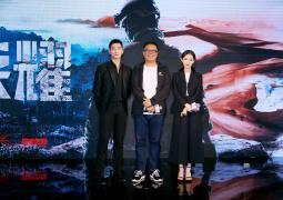 楊洋出席活動為新劇宣傳造勢 多面角色破框前行