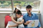 嗯哼幼儿园毕业将升小学 霍思燕:他对未来有困惑