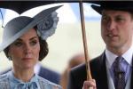 英王室又出車禍 威廉王子夫婦車隊將老婦撞致重傷