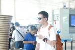 韩庚卢靖姗香港注册结婚? 三日前低调赴港匆返京