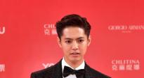 上海國際電影節閉幕式 片寄涼太首次參加一個人走紅毯