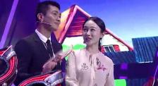 杜江、霍思燕表演土家族歌曲《看不到姐姐想一個方》