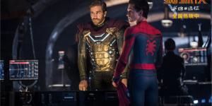 《蜘蛛俠》單人電影首日票房奪冠 破《毒液》紀錄