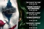 杰昆·菲尼克斯皱纹满面 《小丑》曝光英国版海报