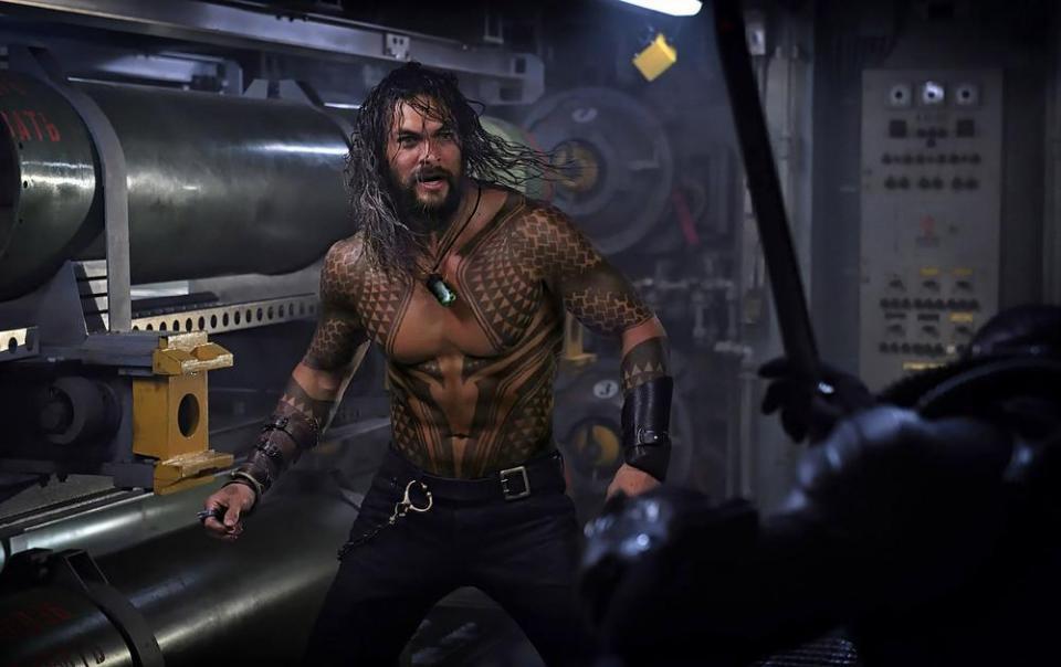 仲博娱乐:《海王》跃升DC票房季军想当第
