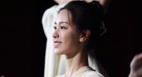 《记住这个画面》MV拍摄现场 优雅女孩陈都灵结束营业神反转