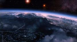 宇航员18小时飞26光年,周游4种宇宙文明,场面恢宏惊艳!