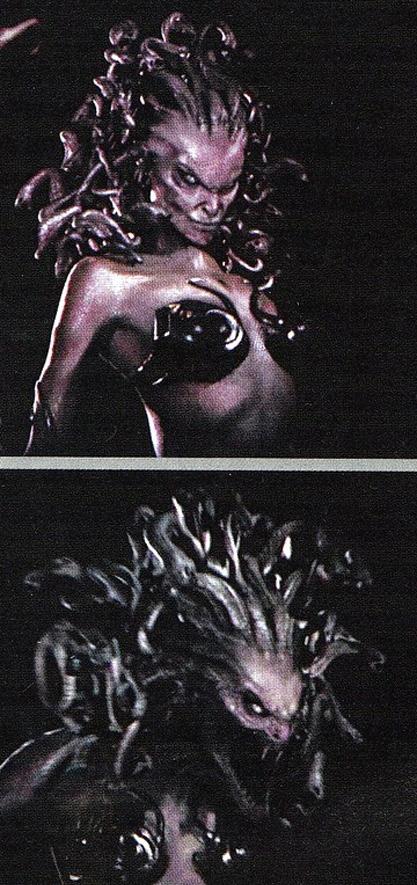 《诸神之战》众神兽现真身 魔女美杜莎变脸详解