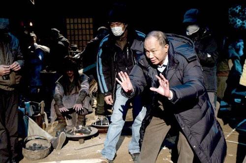 吴宇森威尼斯受宠 电影节主席为《剑雨》改日程