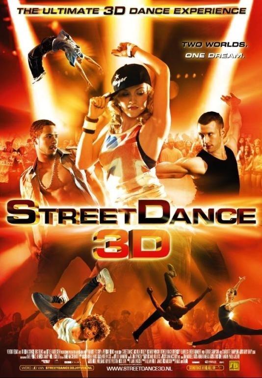 《街舞3d》海报