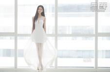"""独家写真:""""双面""""温心 看芭蕾女神的完美进阶"""