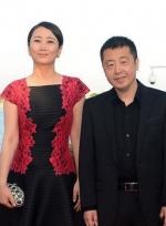 《第二扇窗》首映贾樟柯助阵 爱妻赵涛展中国风