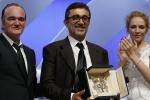 《冬眠》勇夺金棕榈大奖 锡兰获评审团成员祝贺