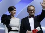 《利维坦》获最佳编剧奖 萨金赛夫激动领奖