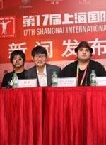 上影节亚洲新人奖导演集体亮相 两部国产片角逐